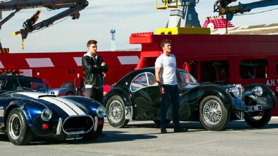 Overdrive: il film con auto multimilionarie