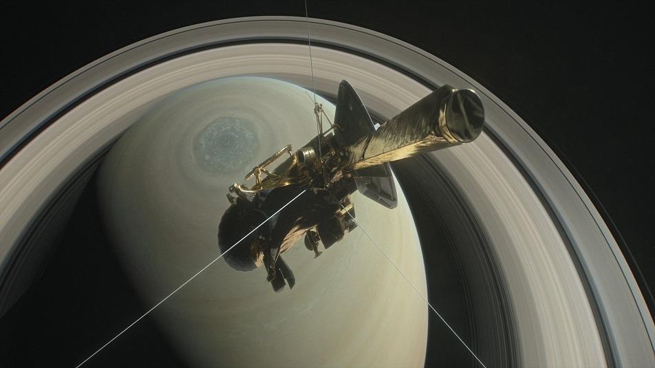 Addio Cassini: la sua ultima missione dopo 20 anni