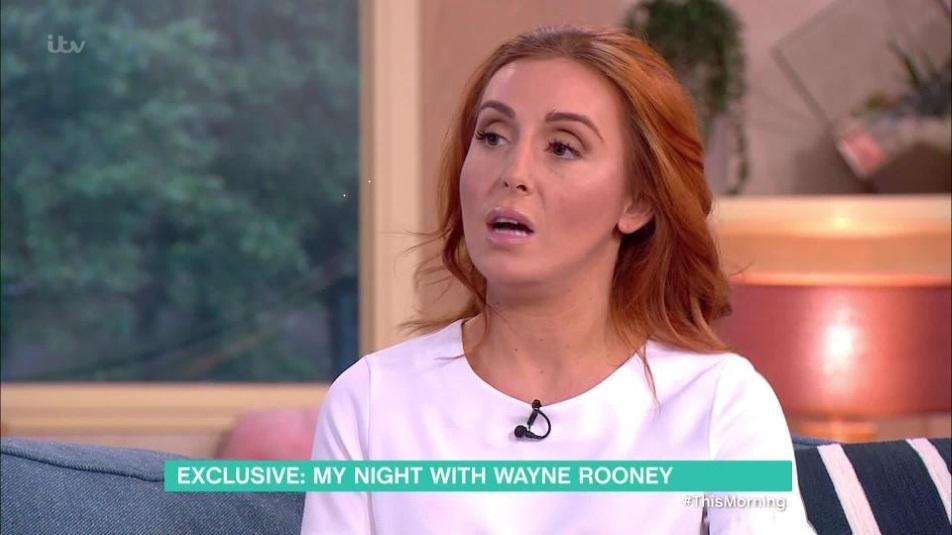 Laura Simpson, la party girl che ha inguaiato Rooney