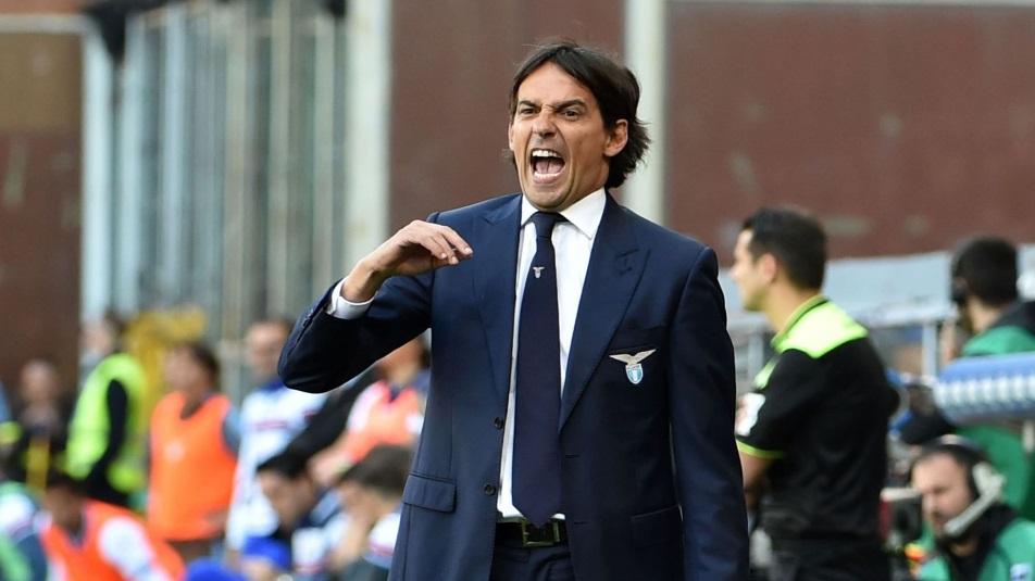 Simone Inzaghi: la sua Lazio è in crisi