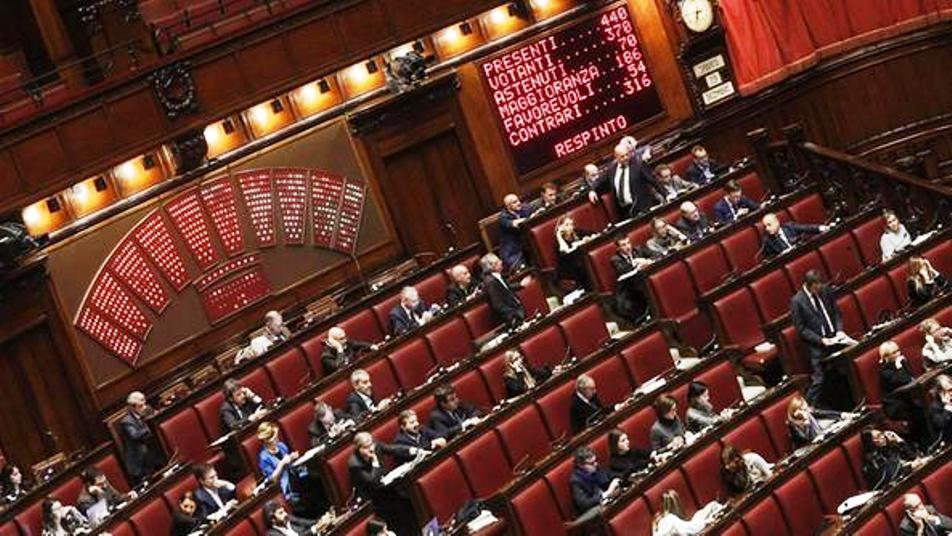 Sondaggi politici (Fonte: termometropolitico.it)
