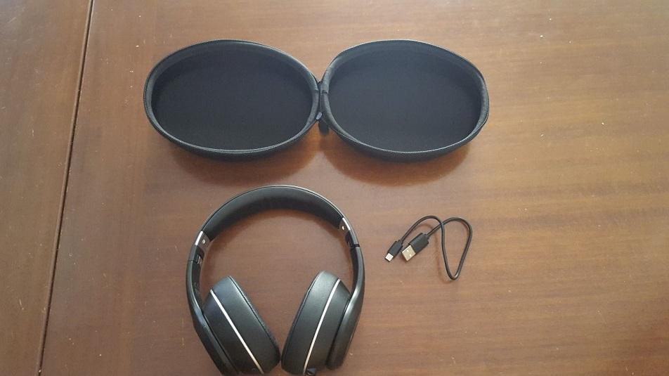 Aukey EP-B52: recensione cuffie bluetooth con microfono incorporato