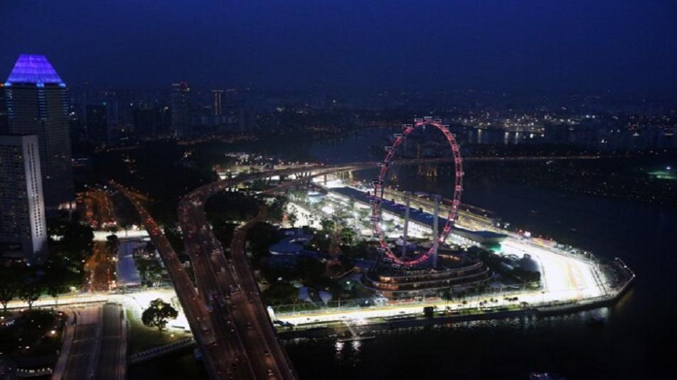 Singapore F1: orari TV Sky e Rai del GP a Marina Bay