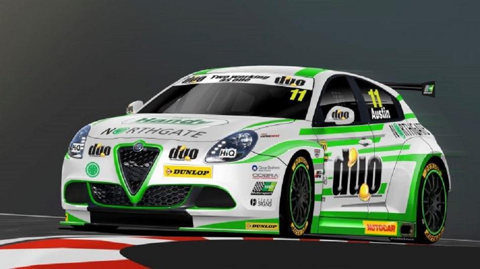 Alfa Romeo: nuove vetture BTCC 2018