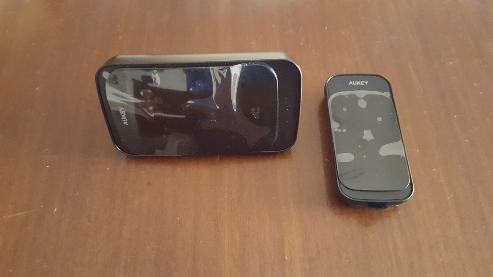 Aukey WD-TD01: recensione campanelli wireless