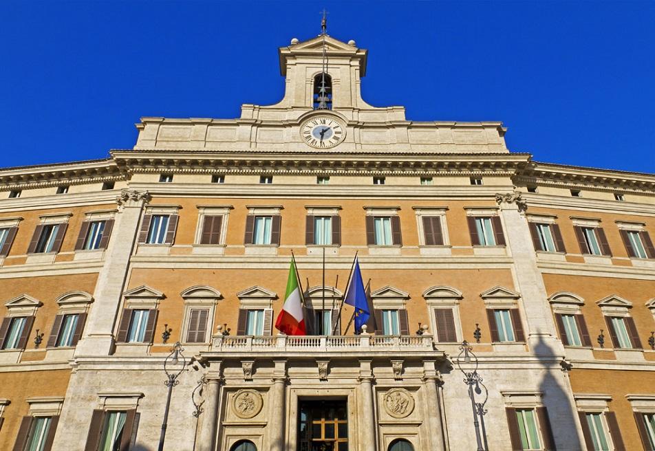 Voto segreto a Montecitorio (Fonte: hotelbailey.com)