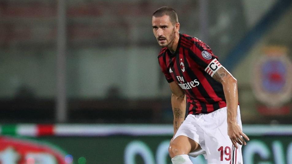 Bonucci-Caldara: scambio Juventus-Milan?