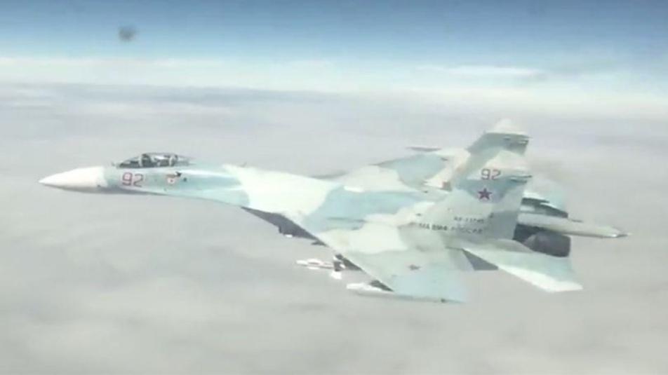 aereo spia americano jet russo