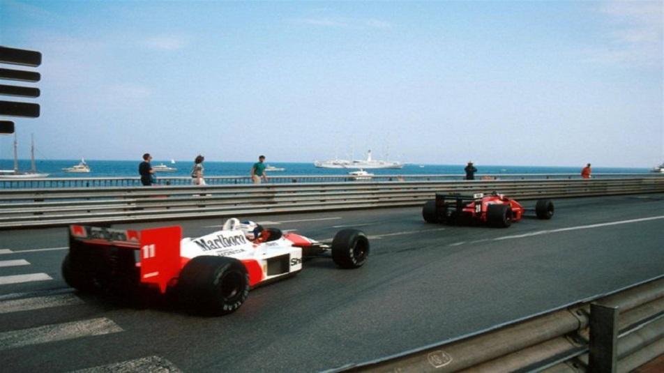 GP Monaco 1988: la guida speciale di Ayrton Senna (VIDEO)