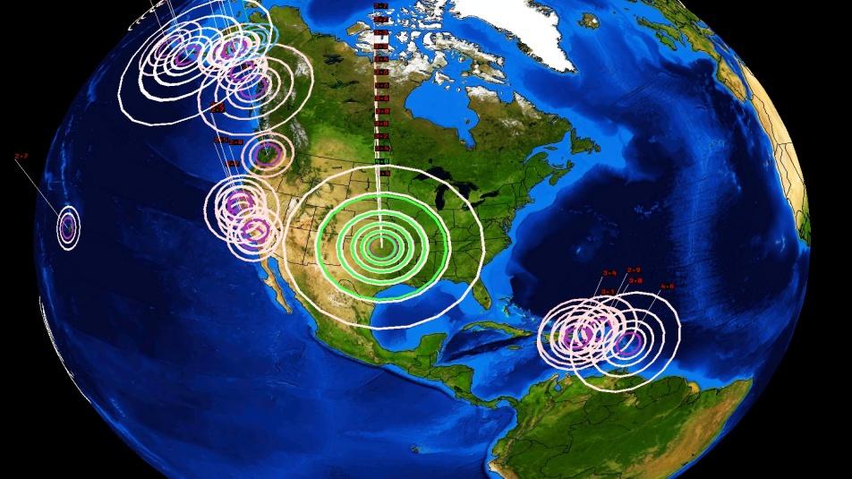 terremoti nel mondo 29 novembre 2017