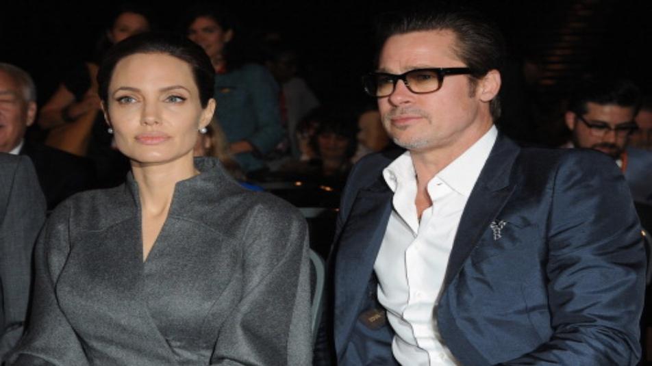 Brad-Pitt-Angelina-Jolie natale con i figli