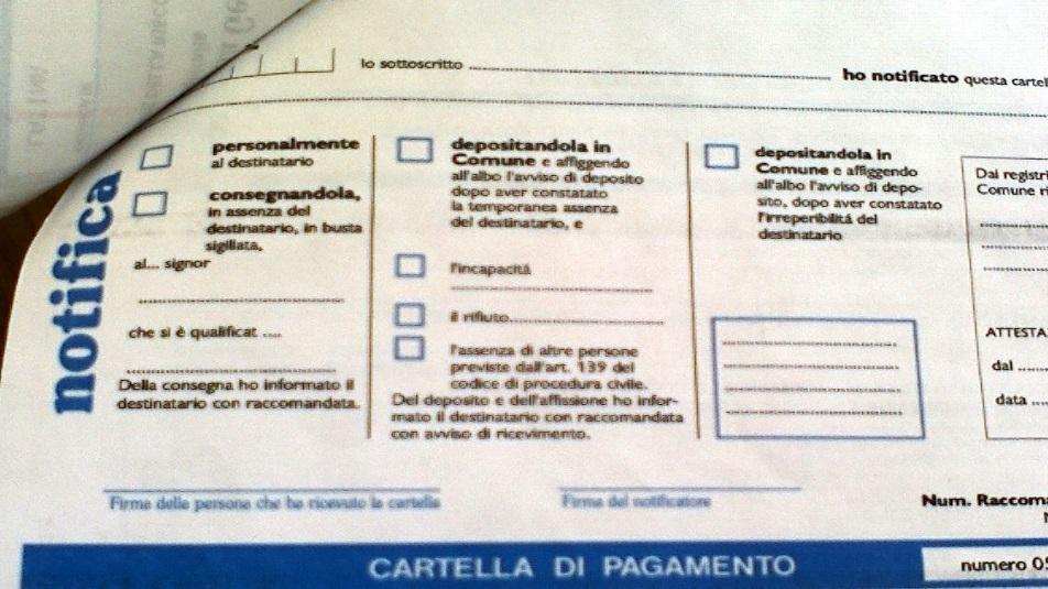 Rottamazione cartelle esattoriali: nuovi termini