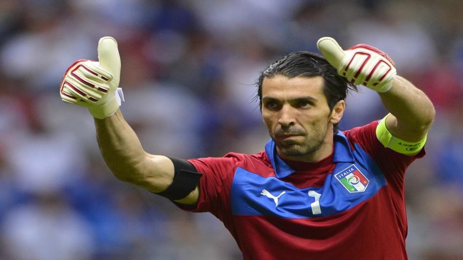 Buffon in nazionale: perchè si e perchè no