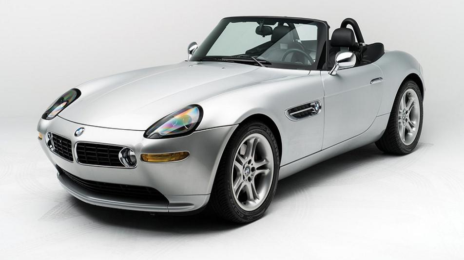 La BMW Z8 di Steve Jobs sarà venduta all'asta per 520 mila dollari?
