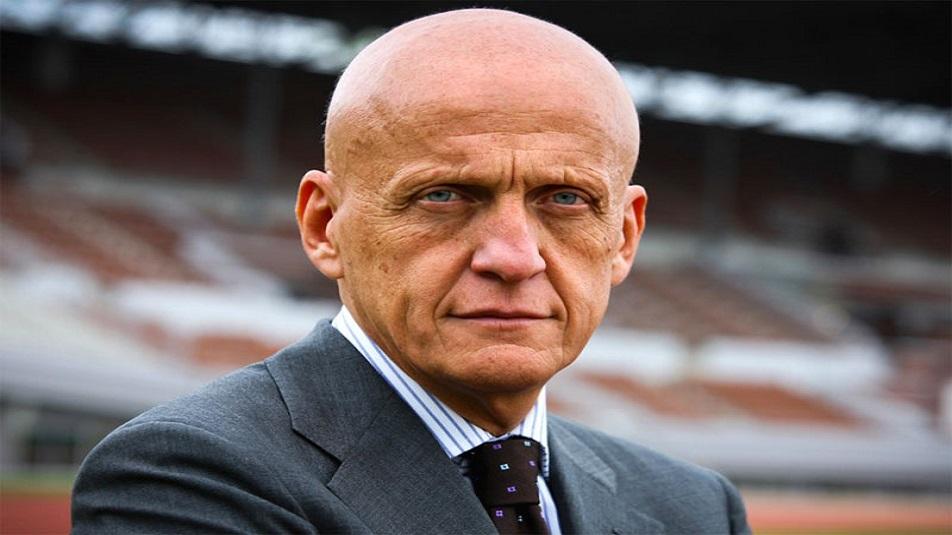 L'orgoglio del calcio italiano? Si chiama Pierluigi Collina!