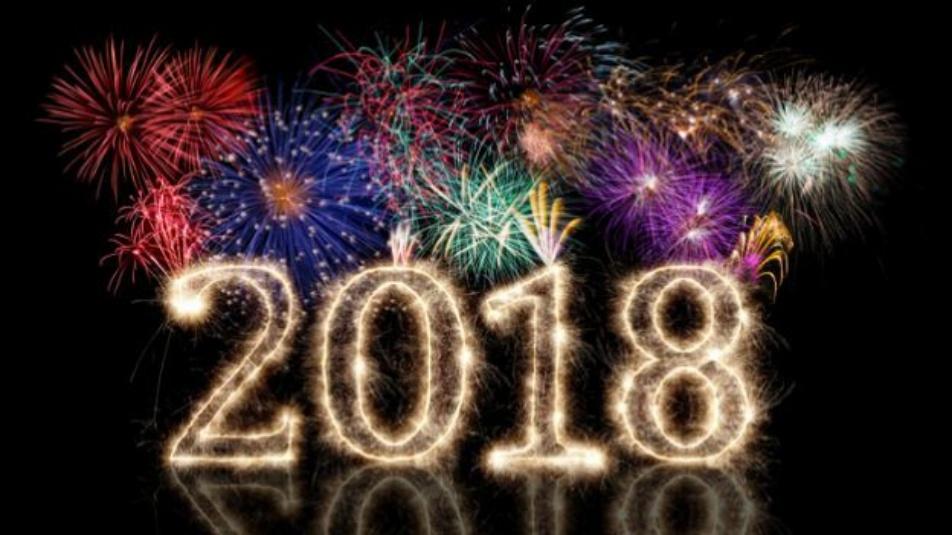 SMS WHATSAPP: auguri di buon anno felica anno nuovo 2018