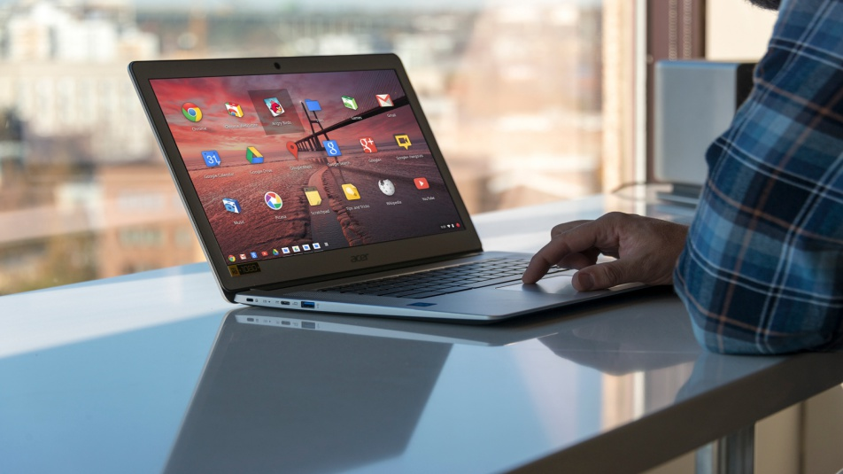 Chromebook con Chrome OS 64- supporteranno le app Android in background