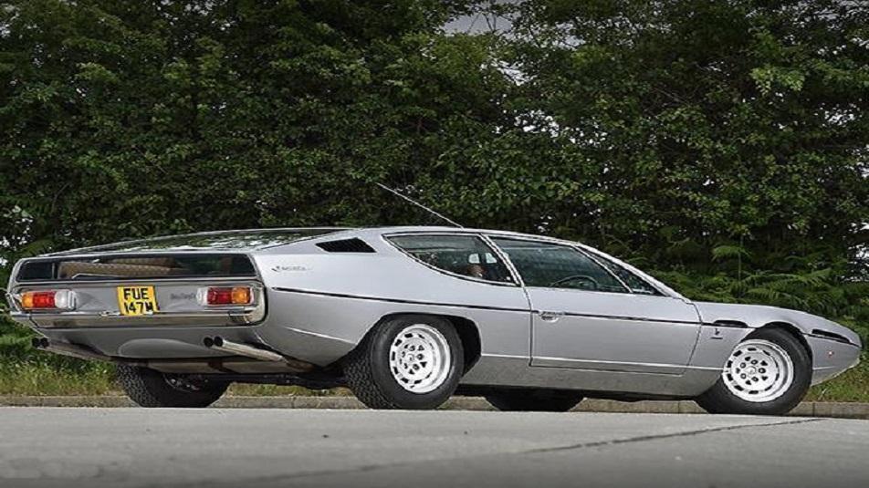 Lamborghini Espada: quando due sedili non sono abbastanza