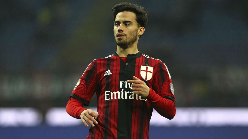 Suso, protagonista di Benevento-Milan