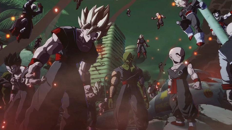 Dragon Ball FighterZ: la modalità storia piace agli utenti