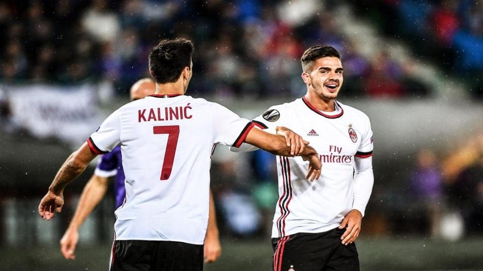 Kalinic-Andrè Silva: l'attacco flop del Milan