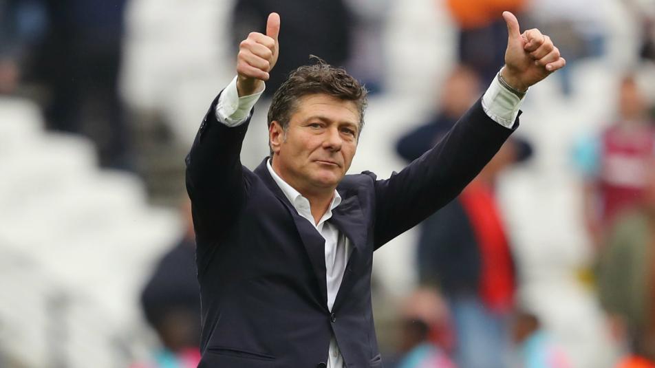 Walter Mazzarri, nuovo allenatore del Torino