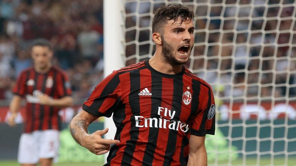 Cutrone protagonista di Milan-Arsenal