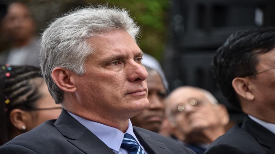 Miguel Diaz-Canel, nuovo presidente di Cuba