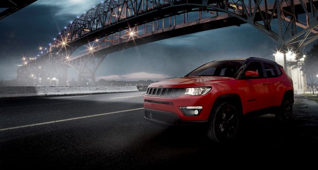 jeep compass eagle