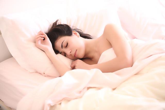 dormire bene e svegliarsi riposati no insonnia