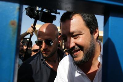 Salvini politica anti immigrati