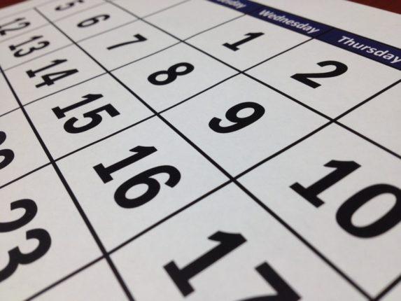 Calendario Serie A giorni e orari di gara 20182019 calendario serie a 2018 19