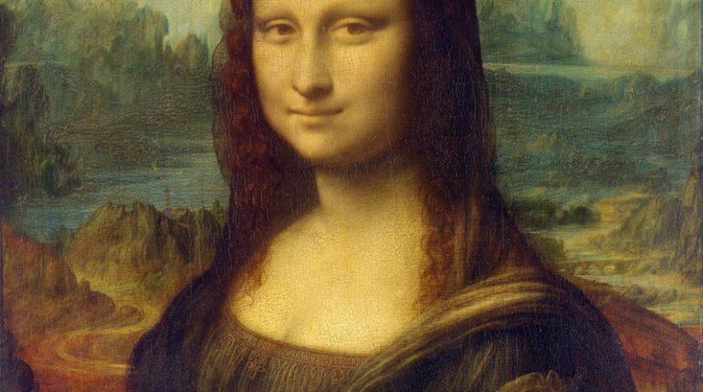 Luca Argentero nei panni di Leonardo da Vinci