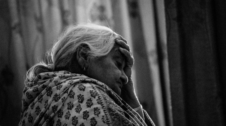 la nonnina che realizza presine