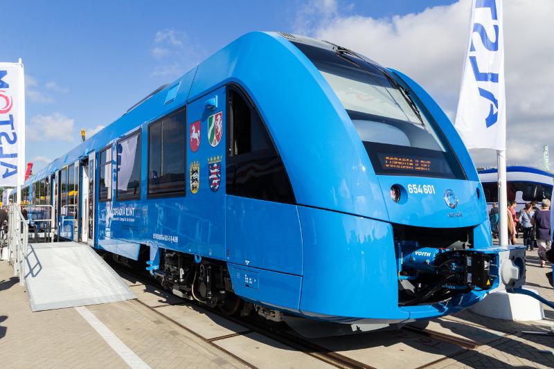 treno a idrogeno Alstom Coradia iLint
