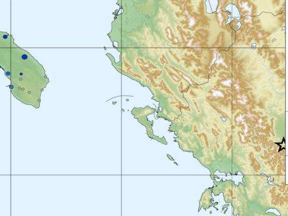 Terremoto in Grecia oggi 31 Agosto 2018