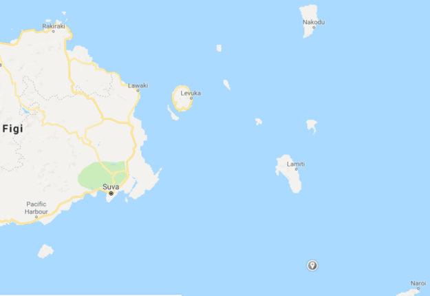 Terremoto nella zona Isole Fiji oggi 06 Settembre 2018