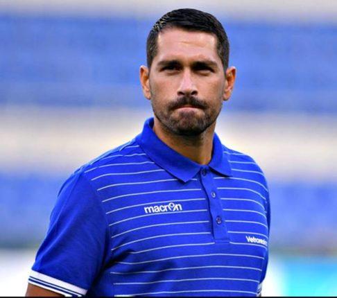 Marco Borriello torna in campo nella terza divisione spagnola