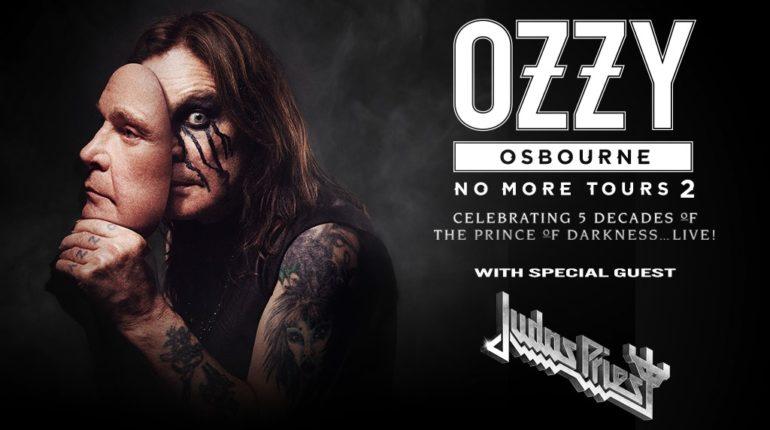 Ozzy Osbourne: tour europeo