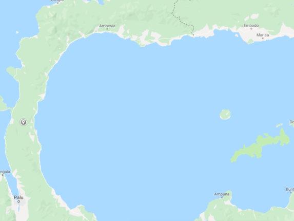 Terremoto in Indonesia oggi 28 Settembre 2018