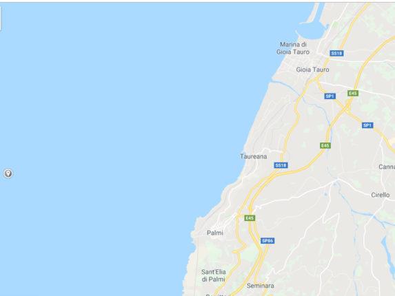 Terremoto in Calabria oggi 28 Settembre 2018