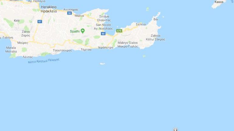 Terremoto in Grecia oggi 17 Settembre 2018