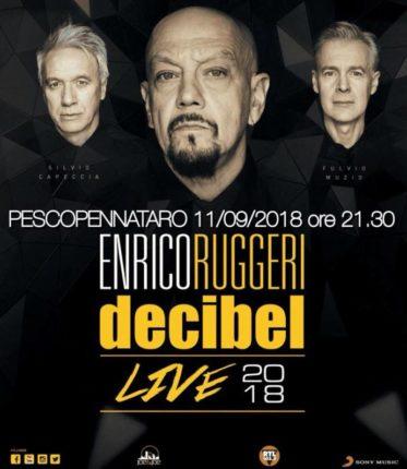 Ruggeri & Decibel a Pescopennataro: il nostro live report