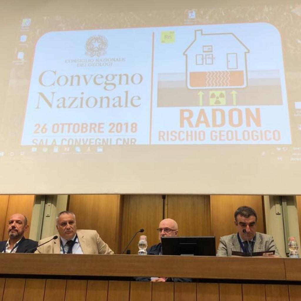 Radon rischi per la salute