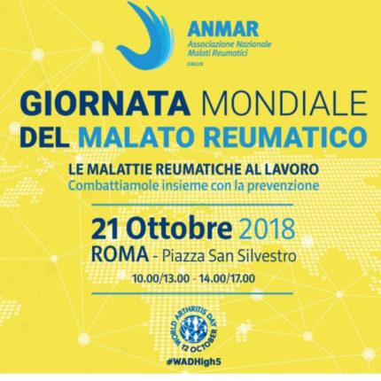 giornata mondiale del malato reumatico
