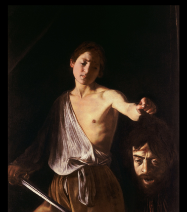 Caravaggio: la vita tra luce e oscurità.