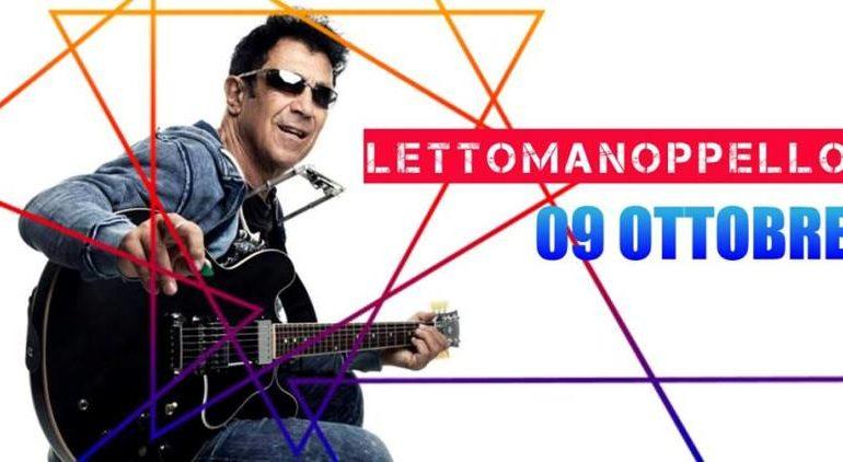Edoardo Bennato live in Lettomanoppello