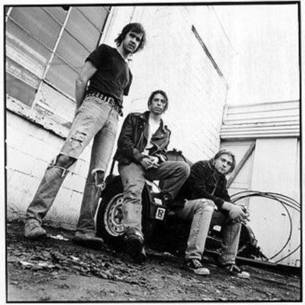 I Nirvana si sono riuniti ieri 06 Ottobre al Cal Jam
