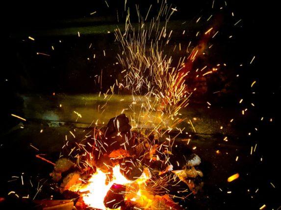 La polvere di legno del pellet per il riscaldamento domestico
