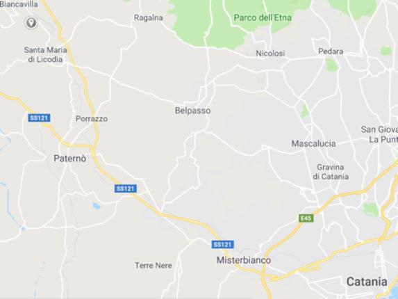 Terremoto a Catania oggi 06 Ottobre 2018